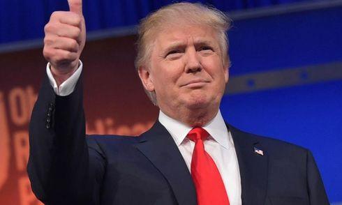 Cổ phiếu doanh nghiệp Trung Quốc tăng vọt vì tên giống 'Trump thắng lớn'