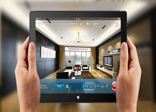 Áp dụng công nghệ thông minh vào căn hộ