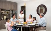 Căn hộ chung cư cao cấp dành cho gia đình nhiều thế hệ