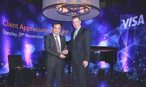 Ngân hàng Việt đứng thứ 2 về doanh số thanh toán qua thẻ VISA