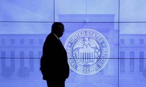 ục Dự trữ liên bang Mỹ (Fed) vừa quyết định nâng các lãi suất ngắn hạn. Ảnh minh họa: Reuters.