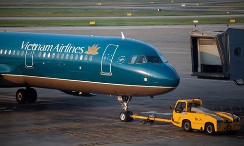 Vietnam Airlines dự kiến sẽ được giao dịch trên UPCoM từ đầu năm 2017 với vốn hóa ngày đầu tiên lên sàn đạt 1,5 tỷ USD. Ảnh: Bloomberg