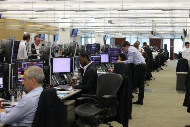 Một ngày của thực tập sinh tại JP Morgan