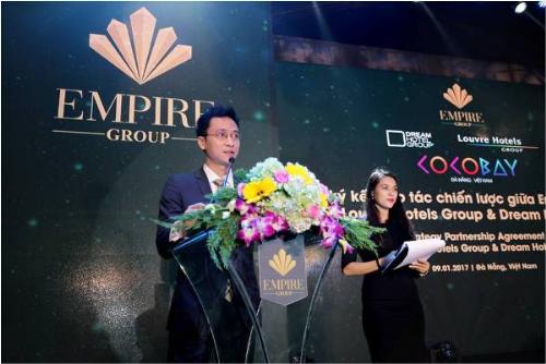 Hai ông lớn cùng quản lý chuỗi khách sạn của Empire Group - ảnh 1