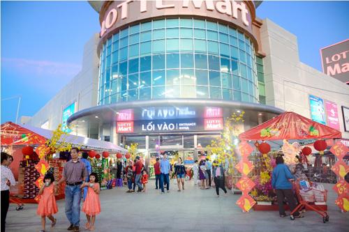 Sắm Tết tại Lotte Mart có cơ hội nhận căn hộ 1,5 tỷ đồng - ảnh 1