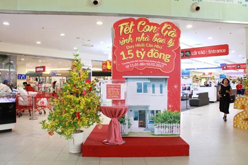 Sắm Tết tại Lotte Mart có cơ hội nhận căn hộ 1,5 tỷ đồng - ảnh 2