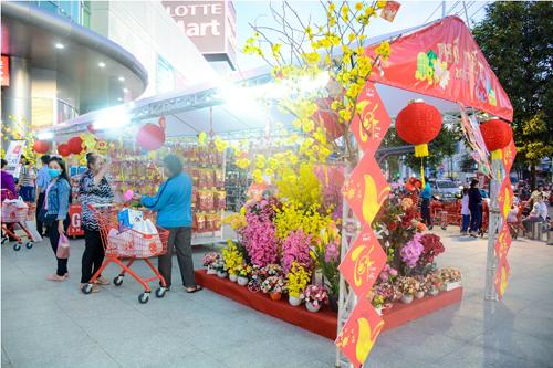 Sắm Tết tại Lotte Mart có cơ hội nhận căn hộ 1,5 tỷ đồng - ảnh 3