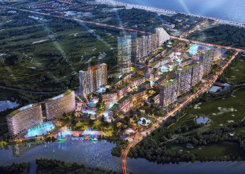 Dự án Việt xây dựng theo mô hình giải trí thế giới - ảnh 1