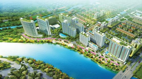 Sakura Park là một phần công trình thuộc khu phức hợp Phú Mỹ Hưng Midtown kết hợp hài hòa giữa phong cách kiến trúc, văn hóa của 2 quốc gia Việt Nam và Nhật Bản.