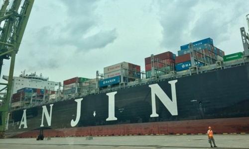 Đại gia vận tải biển Hàn Quốc phá sản - ảnh 1