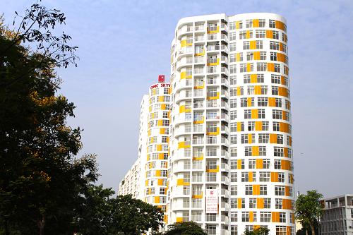 Nhận nhà ở ngay cùng căn hộ Conic Skyway Residence.