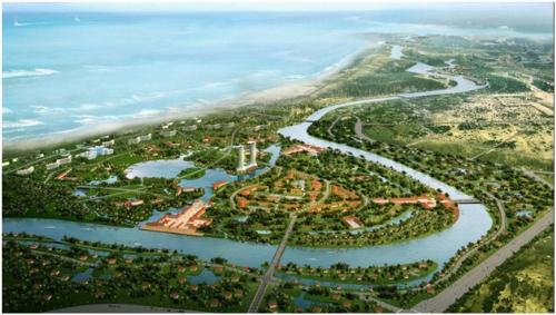 Ra mắt đất nền biệt thự 2 mặt hướng sông tại Danang Pearl - ảnh 2
