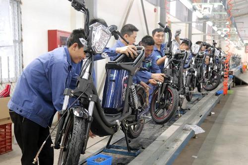 Xe điện thương hiệu PEGA (HKbike) có tỷ lệ nội địa hóa 35%.