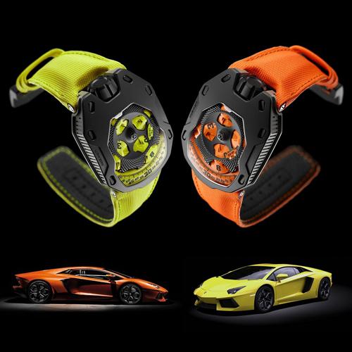 Đồng hồ Urwerk và siêu xe thể thao chia sẻ giá trị chung của tính tiên phong và công nghệ đón đầu trong chế tác cùng thiết kế đương đại và sự khác biệt.