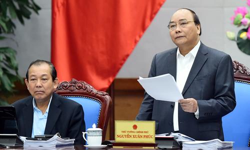 Thủ tướng yêu cầu tìm giải pháp thúc đẩy tăng trưởng