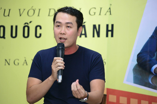 Anh Nguyễn Tấn Phát, CEO website gachvang.com.