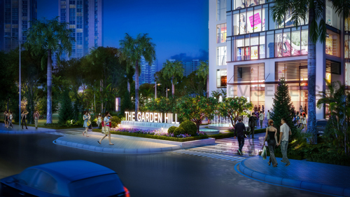 90% khách hàng cũ ký hợp đồng mua căn hộ Bidhomes The Garden Hill - ảnh 2