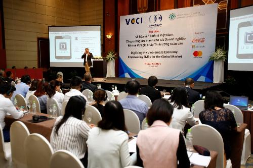 Coca-Cola hỗ trợ các hoạt động phát triển bền vững tại Việt Nam