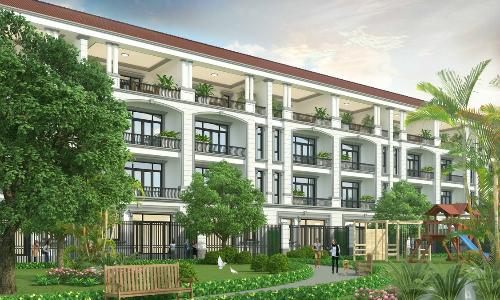 Biệt thự phố Vạn Phúc khắc phục nhược điểm của nhà kiểu cũ và dung hòa được giá trị thương mại, linh hoạt an cư và đầu tư.