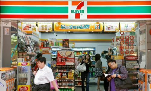 7-Eleven Việt Nam tính cạnh tranh bằng 100 món ăn - VnExpress Kinh Doanh