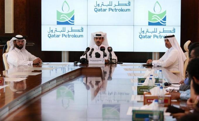 Những con số ấn tượng về sự giàu có của Qatar
