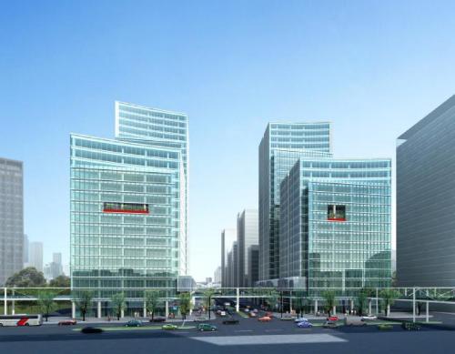 Cửa ngõ vào phố doanh thương Tân Trào- trục trung tâm của khu Thương mại Tài chính do Phú Mỹ Hưng trực tiếp đầu tư là tòa tháp đôi tài chính được thiết kế kiến trúc tạo điểm nhấn và hoàn thiện diện mạo một khu trung tâm hiện đại mang tầm vóc quốc tế.
