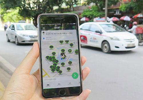 Không hạn chế thí điểm xe hợp đồng điện tử như Uber, Grab - ảnh 1