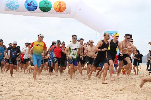 Đây là một trong những những hoạt động thể thao được tổ chức bởi Pulse Active với mục đích tạo ra sân chơi kết nối những người yêu thích, mong muốn khám phá và chinh phục bộ môn ba môn phối hợp (bơi - đạp xe - chạy bộ).