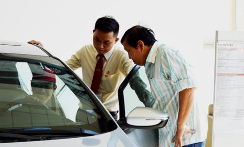 Sản lượng Ôtô Trường Hải giảm hơn 5.200 xe