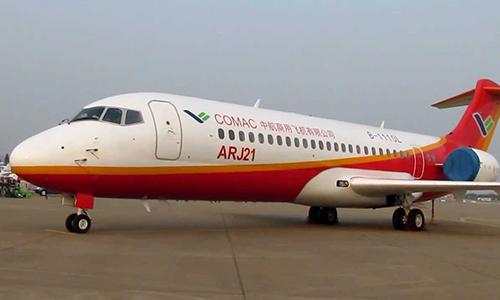 Máy bay 'Made in China' sắp được sản xuất hàng loạt