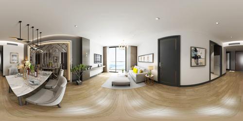 Sở hữu condotel Virgo Hotel & Apartment với 360 triệu đồng - ảnh 2