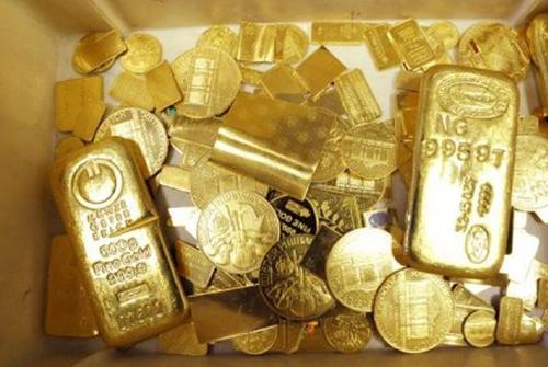 Giá vàng lên đỉnh hai tháng vì căng thẳng Mỹ - Triều