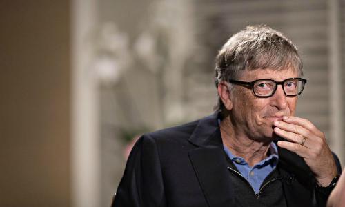Bill Gates lại làm từ thiện kỷ lục