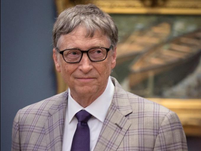 Một ngày bình thường của người giàu nhất hành tinh