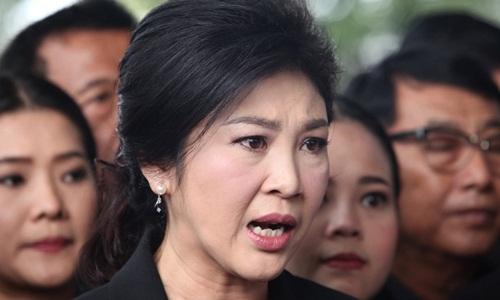 Bà Yingluck có thể đã bỏ lại hàng triệu USD ở Thái Lan