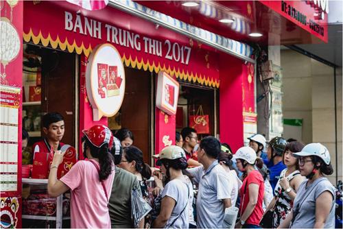 Các sản phẩm của Bánh mứt kẹo Hà Nội khá quen thuộc nhiều thế hệ người Hà Nội.