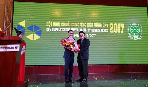 CP Việt Nam xây dựng chuỗi cung ứng thực phẩm bền vững