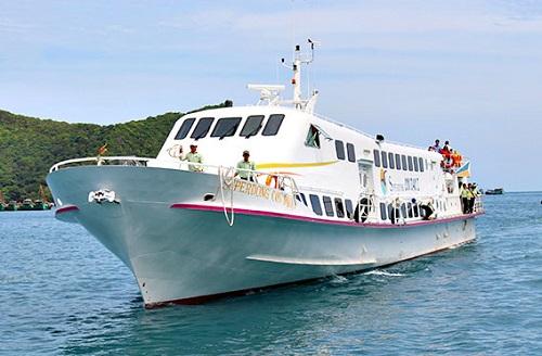 Kế toán trưởng hãng tàu Phú Quốc bị phạt hơn nửa tỷ đồng