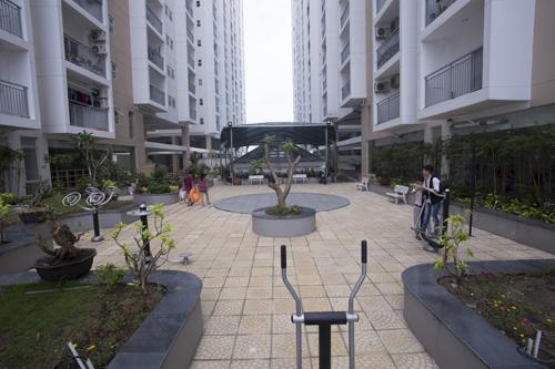 Lợi thế khi mua căn hộ Oriental Plaza