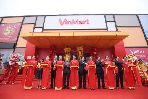 VinMart, VinMart+ lọt top 2 nhà bán lẻ người tiêu dùng nghĩ đến nhiều nhất