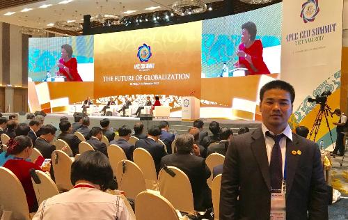 Góc nhìn khác về APEC của doanh nhân gốc Việt