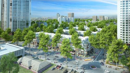 Khu đô thị có nhiều tiện ích. Website: http://moncity.vn/. Hotline: 0966.639.669 - 0965.959.669