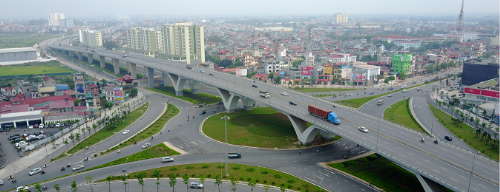 Valencia Garden hưởng lợi từ hạ tầng quận Long Biên