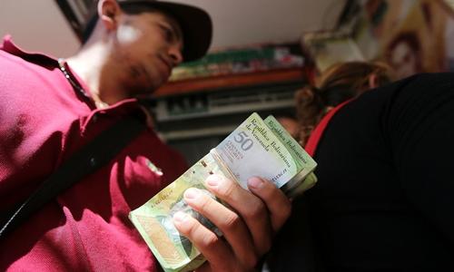 Lạm phát Venezuela vượt 4.000%