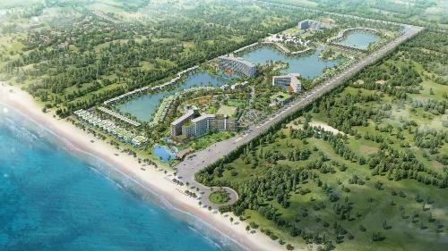 Mövenpick mang tiêu chuẩn sống Thụy Sĩ vào dự án nghỉ dưỡng Phú Quốc