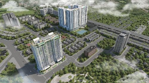 Ưu điểm của dự án căn hộ Eco Dream
