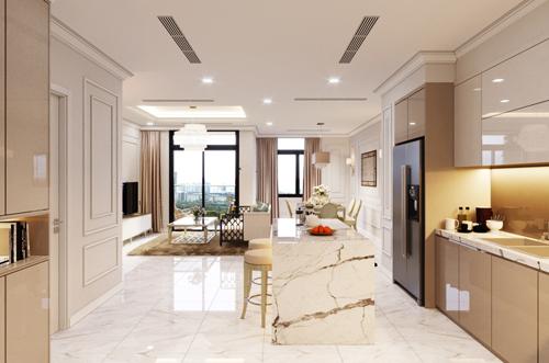 Tiềm năng từ nhu cầu mua căn hộ diện tích lớn dịp cuối năm