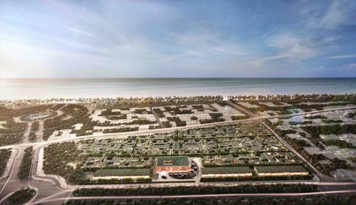 Biệt thự biển Wyndham Garden Phú Quốc giá từ 7 tỷ đồng