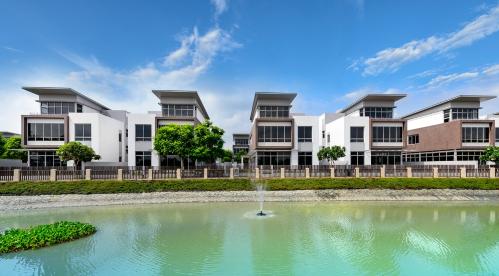 Ưu đãi 1,5 tỷ đồng cho khách mua biệt thự ven sông Riviera Cove