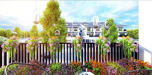 Sở hữu biệt thự sinh thái Iris Homes Hà Nội với chiết khấu 1,5 tỷ đồng
